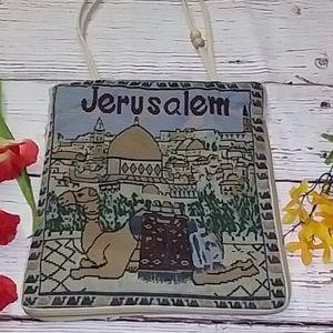 Jerusalem bag